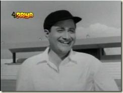 Dev Anand-debonair cricketer