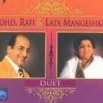 My favourite Rafi – Lata duets
