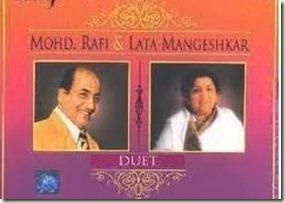 Rafi-Lata Mangeshkar