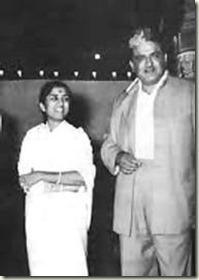 C Ramchandra-Lata Mangeshkar