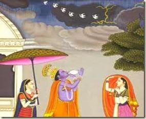 Chhyanat, Gaud Sarang, Gaud Malhar, Kamod