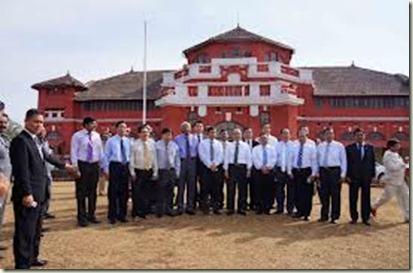 Resident Myanmar visits Ratnagiri