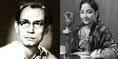 SD Burman and Geeta Dutt