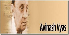 Avinash Vyas