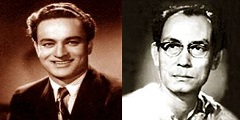 Mukesh and SD Burman