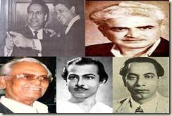 Shankar Jaikishan_C Ramchandra_Anil Biswas_Salil Chaudhary_Ghulam Mohammad