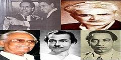 Shankar Jaikishan_C Ramchandra_Ghulam Mohammad_Anil Biswas_Salil Chaudhary