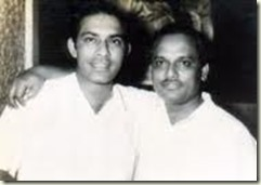 Anil Biswas and Talat Mahmood