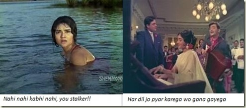 Sangam_Nahi nahi kabhi nahi_Har dil jo pyar karega wo gana gayega