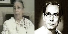 SD Burman and Shamshad Begum