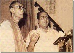 SD Burman & Md Rafi