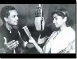 Anil Biswas & Lata Mangeshkar
