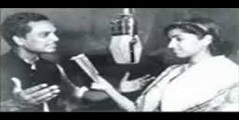 Anil Biswas and Lata Mangeshkar