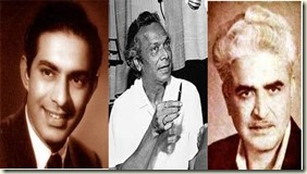 Talat Mahmood-Naushad-C Ramchandra