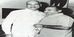 OP Nayyar and Rafi