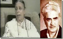 Shamshad Begum and C Ramchandra