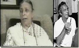 Shamshad Begum and Naushad