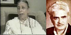 Shamshad Begum and C Ramchandra