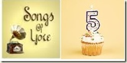 Songs of Yore 5th Anniversary