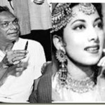 "Naushad's ""The Singing Girl Next Door"": Suraiya"