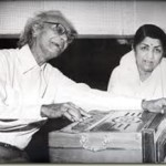 The Great Mughal and The Empress of playback singing
