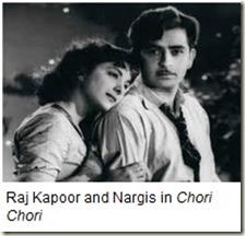 Raj Kapoor-Nargis_Chori Chori