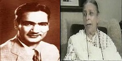 OP Nayyar and Shamshad Begum