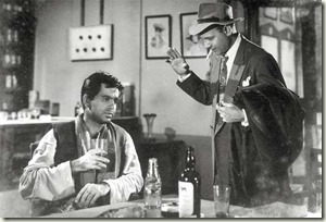 Dilip Kumar and Motilal