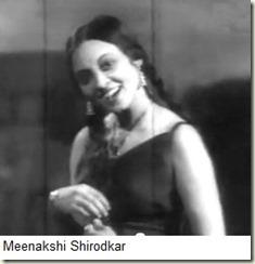 Meenakshi Shirodkar
