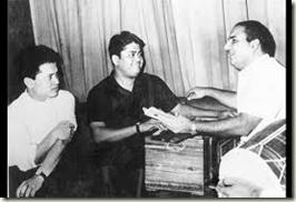 Shankar-Jaikishan with Rafi