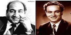 Rafi and Mukesh