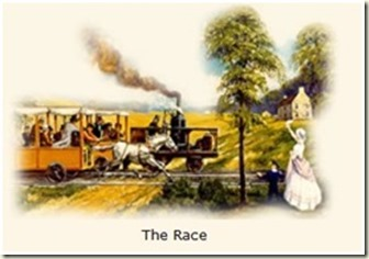 Steam engine_The Race