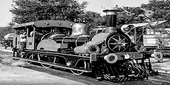 Fairy Queen_World's oldest steam engine still running