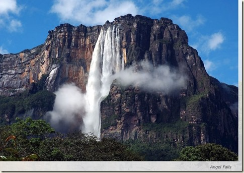 DP Rangan_Angel Falls