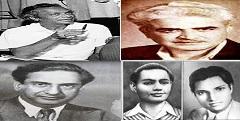 Naushad_C Ramchandra_Ghulam Haider_Husnlal Bhagatram