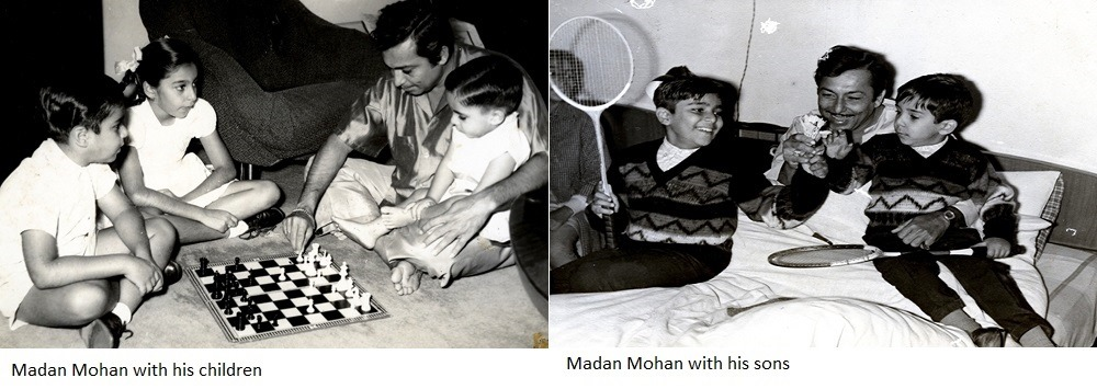 Remembering my father and the legend Madan Mohan | Songs Of Yore